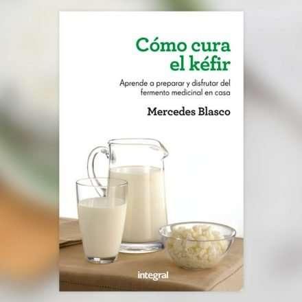 Comprar Libro 'Cómo cura el Kéfir'