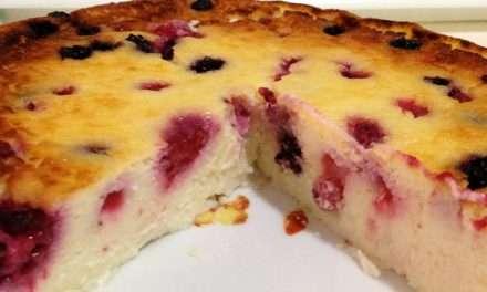 Kefir Cake
