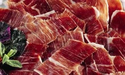 Menú saludable con kéfir y jamón ibérico