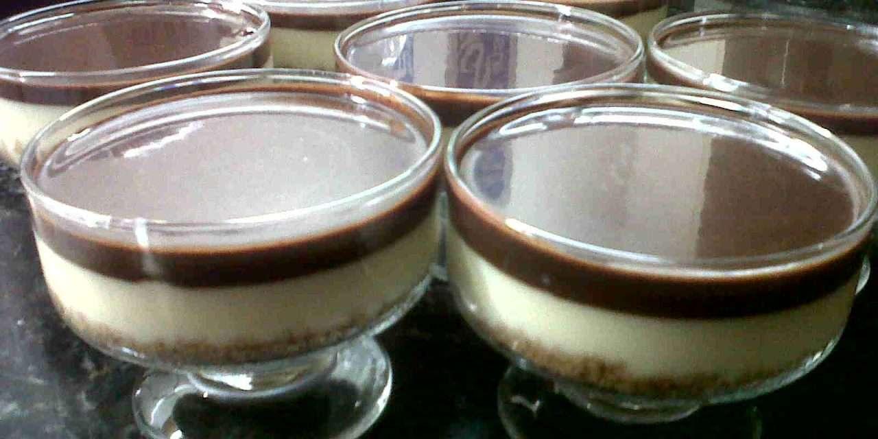 Crema de Kefir y Chocolate