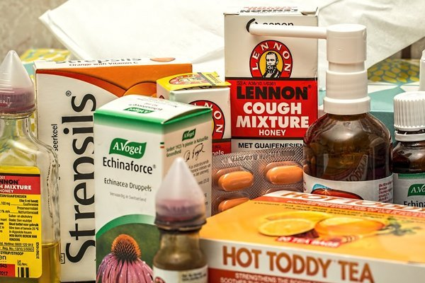 Remedios naturales para la tos y el dolor de garganta