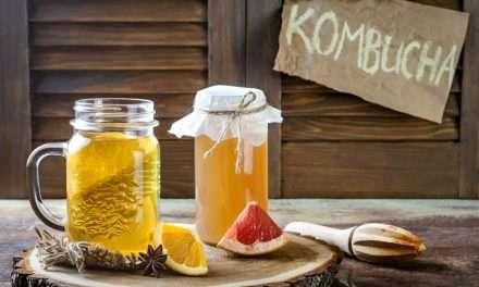 Te de Kombucha: la medicina de Dios