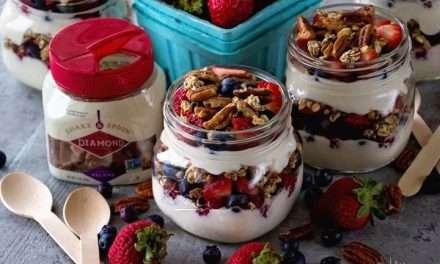 Yogurt: reduce riesgo de ataques cardíacos