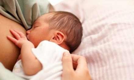 Los probióticos pueden prevenir los cólicos de los bebés amamantados