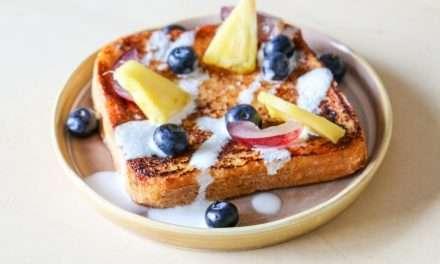 'French Toast' de Kéfir de Leche