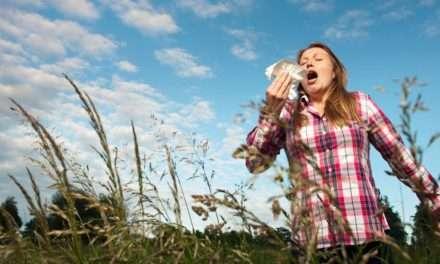 6 remedios naturales contra la alergia al polen