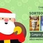 Sorteo de Navidad – Compra y llévate libros