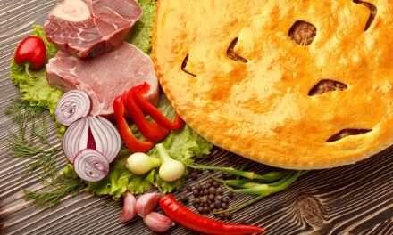 Receta de Torta salada de carne