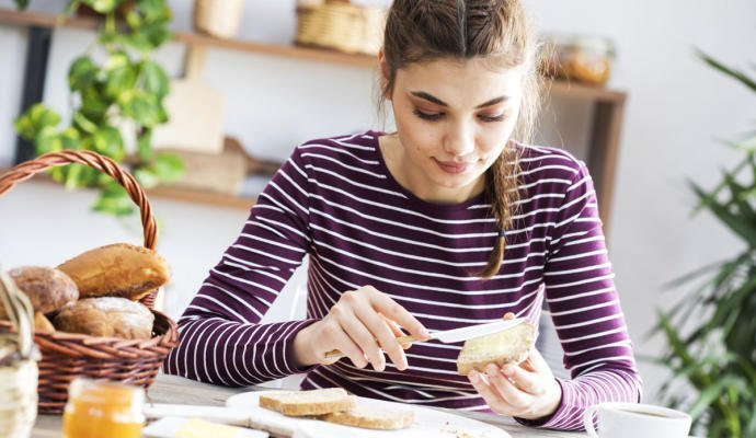 Meriendas saludables y fáciles de preparar