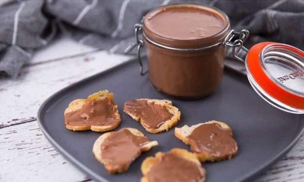 Receta de crema de chocolate y Kéfir