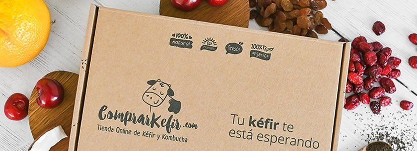 Comprar nódulos de Kefir online