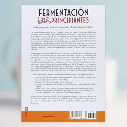 Comprar libro Fermentación para principiantes