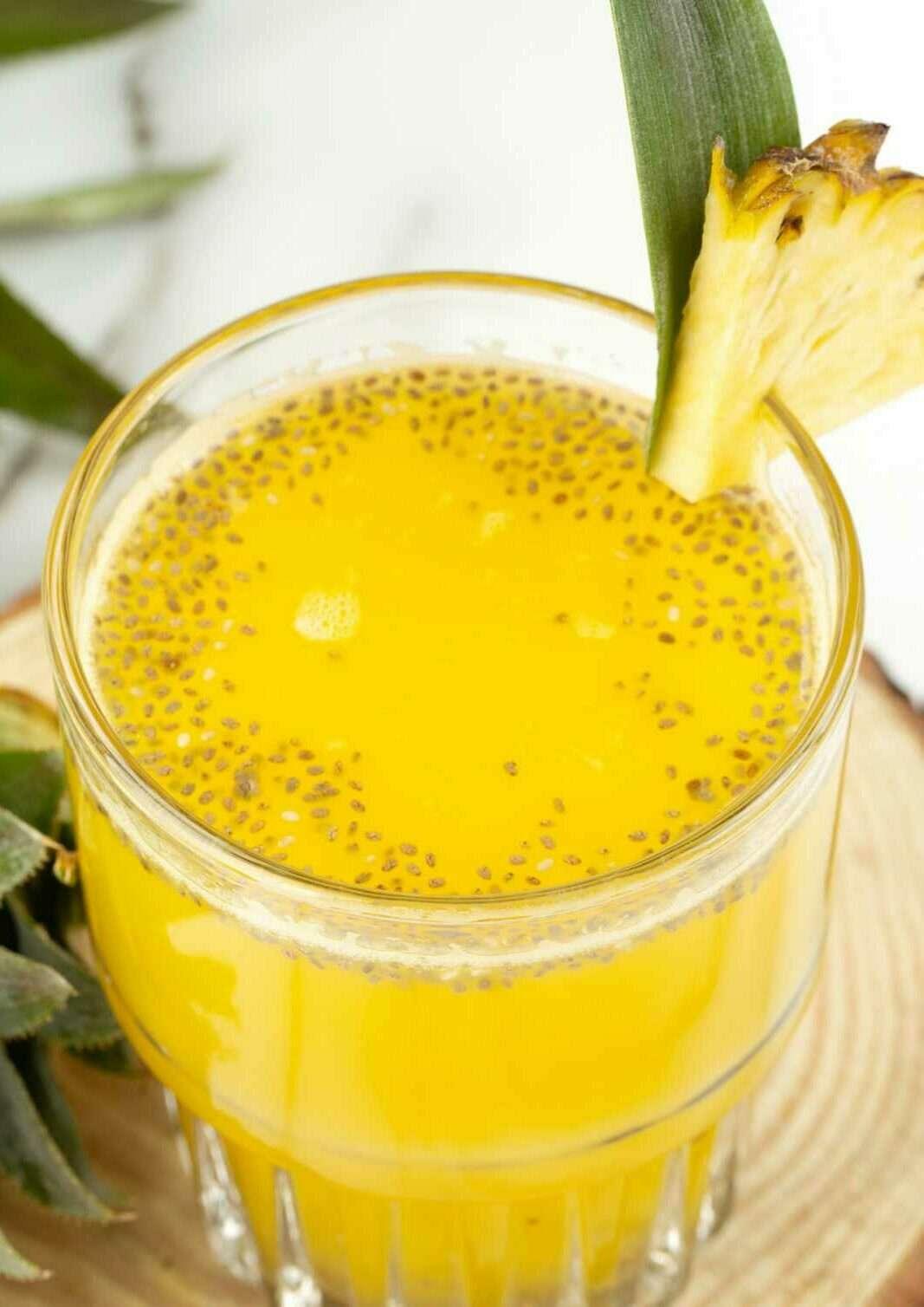 Smoothie antioxidante con Kombucha (Thermomix)
